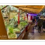 Le marché de Noël à Amiens
