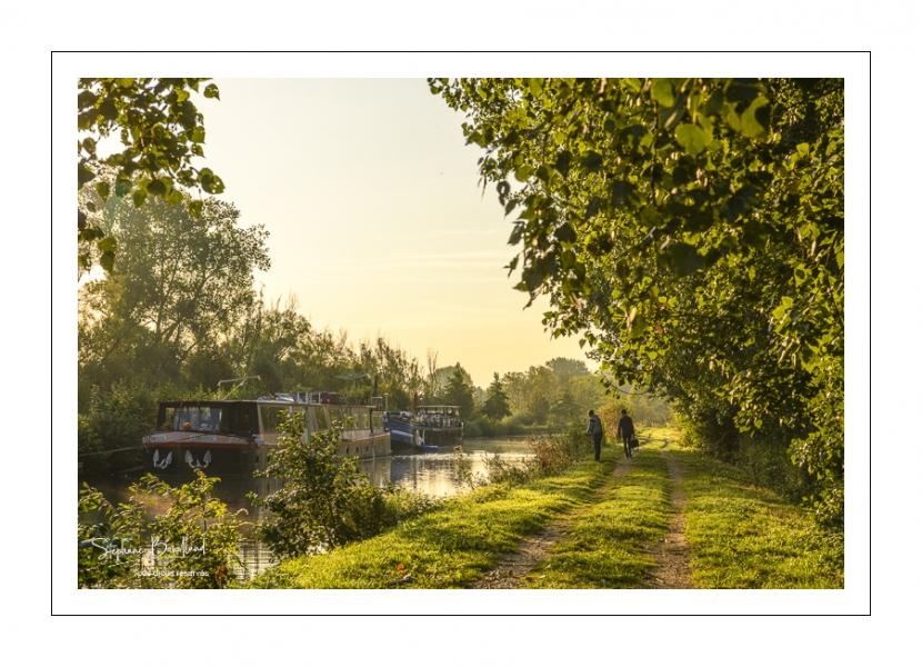 Le canal de la Somme