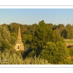 Le clocher de Bourdon