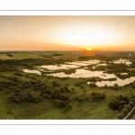 Lever du jour sur le marais de Picquigny