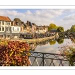Amiens en automne