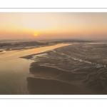 La baie d'Authie Nord, depuis Berck-sur-mer