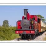 Le petit train à vapeur de la Baie de Somme