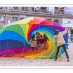 Les Rencontres Internationales de Cerfs-Volants 2018 à Berck-sur-mer -  RICV 2018