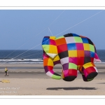 Rencontres Internationnales de Cerfs-Volants 2018 à Berck-sur-mer