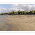 Les quais de Saint-Valery depuis le chenal de la Somme