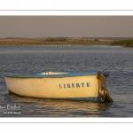 Barque en baie de Somme