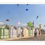 Le festival des cerfs-volants à Cayeux-sur-mer