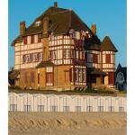 Saison : été - Lieu : Le Crotoy, Baie de Somme, Somme, Picardie, France.