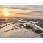 Le Crotoy (vue aérienne)
