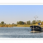Chalutier à la pêche au Hourdel