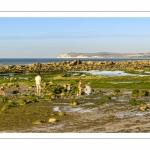 La plage d'Audinghen à la géologie si particulière