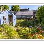 Saint-Valery-sur-Somme, l'Herbarium, jardin de curé