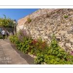 Saint-Valery-sur-Somme, les petites rues fleuries de la cité médiévale