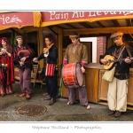 http://www.ethnomus.com/ - ethnomus@hotmail.com -  Foire de la Saint-Louis et fête médiévale à Crécy en Ponthieu - Saison : été - Lieu : Crécy-en-Ponthieu, Somme, Picardie, France.