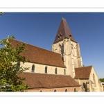 Château féodal et Collégiale Saint-Martin de Picquigny