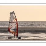Speedsail  sur la plage