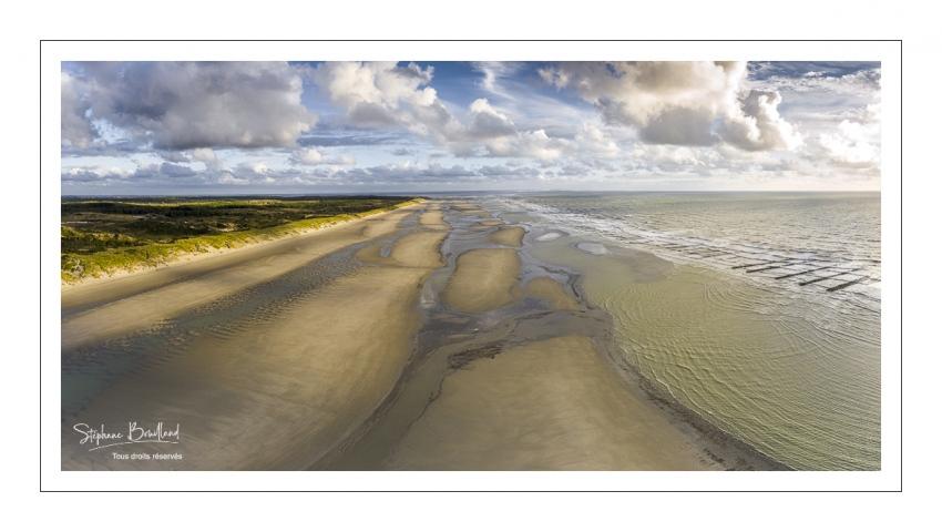 La plage de Quend