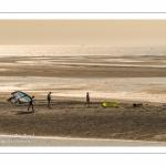 """Leçon de Kitesurf """"grand débutant"""" sur la plage de la Mollière d'Aval"""