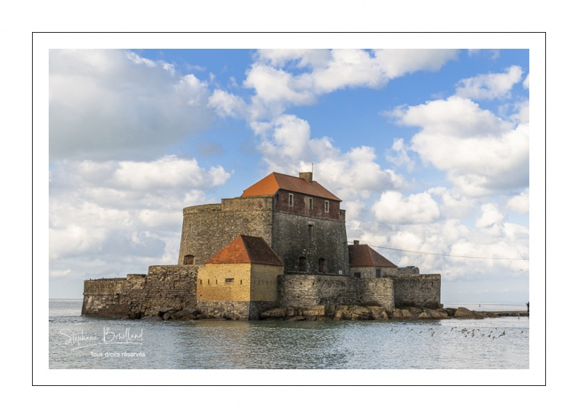 Ambleteuse et son fort Vauban