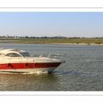 Bateaux de plaisance à marée haute