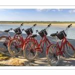 Les vélos rouges, location de vélos sur les quais de la Somme