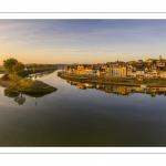 Saint-Valery-sur-Somme au petit matin