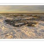 Vague de froid sur la Baie de Somme