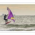 La plage de Wissant et les sports de glisse