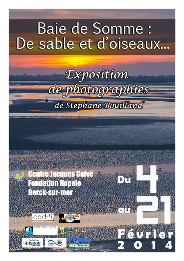 Expo-Photo au Centre Calvé à berck-sur-mer