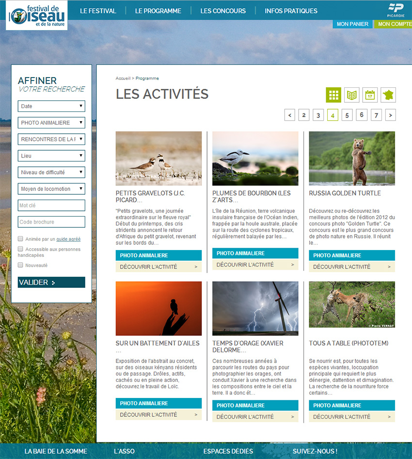 Site rencontre nature