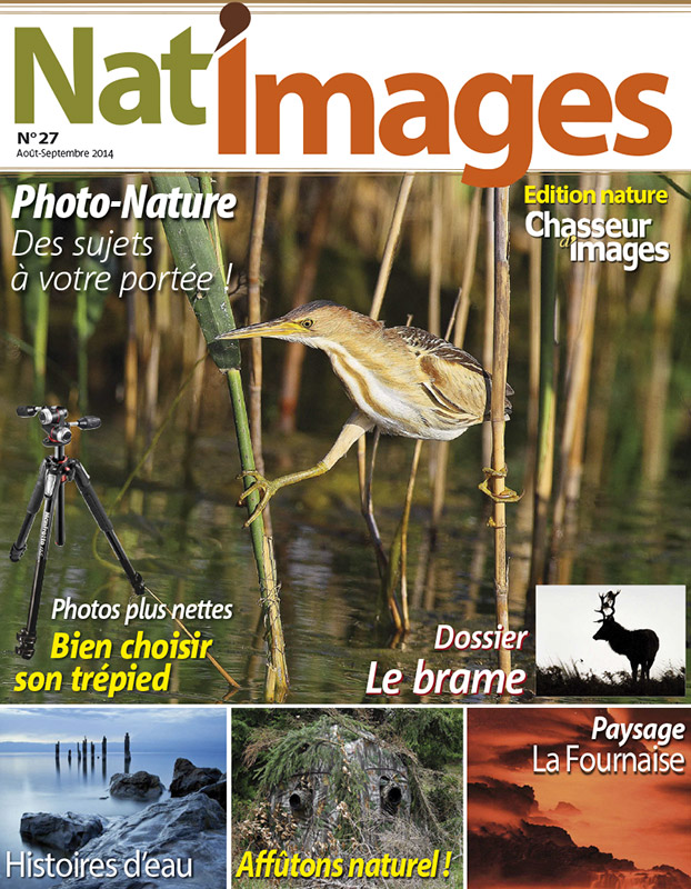Un article dans Nat'Images