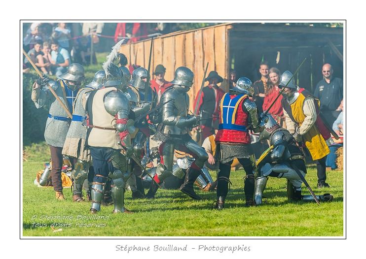 La fête médiévale de Saint-Riquier