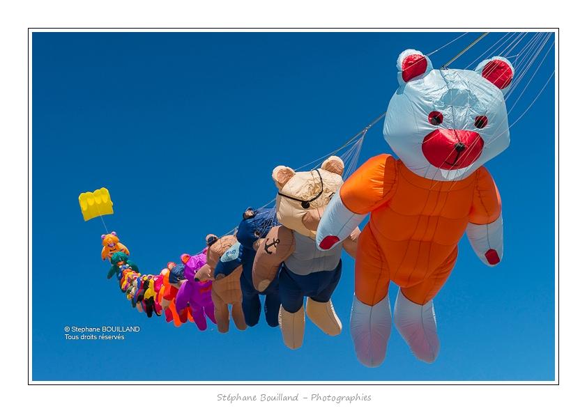 Festival des Cerfs-Volants de Cayeux-sur-mer - Photos de la Baie de Somme et de la Côte d'Opale
