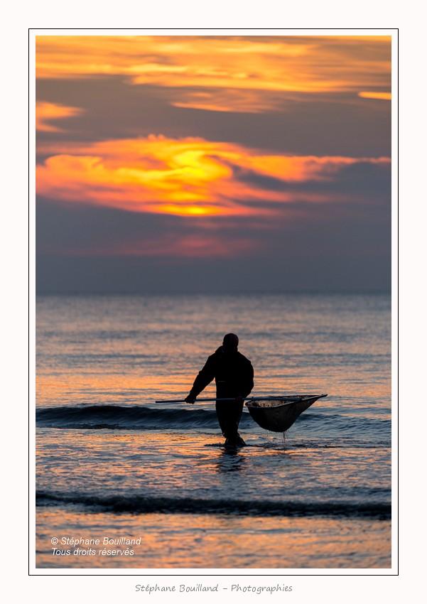 Avec les pêcheurs au Haveneau, à Quend-Plage
