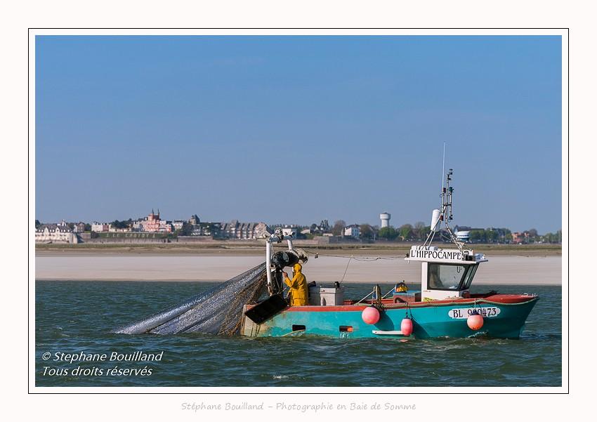 Rencontre avec les pêcheurs du Hourdel.