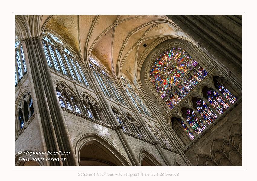 Amiens, sa cathédrale et ses ortillonnages