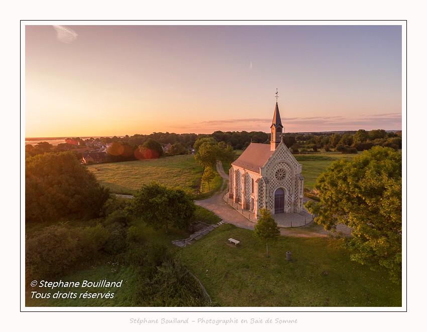 La chapelle des marins à Saint-Valery-sur-Somme