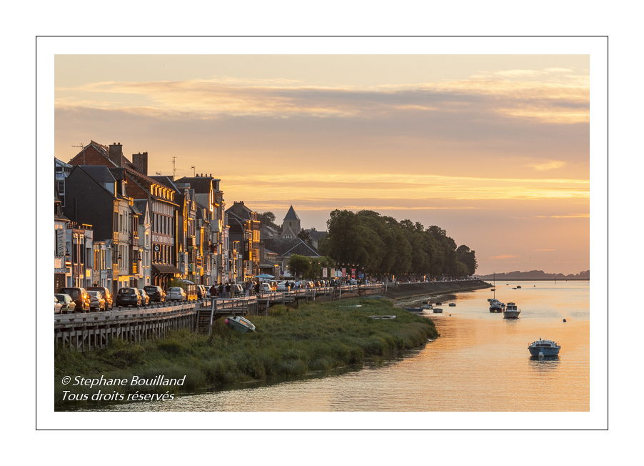 Saint-Valery en Baie de Somme