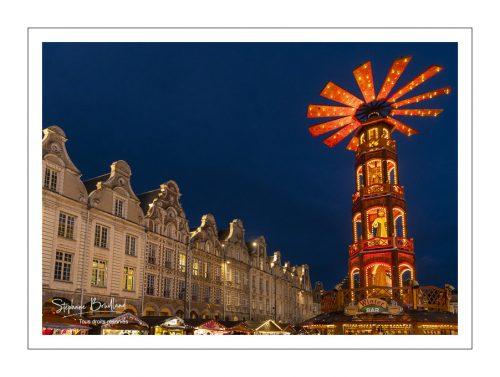 Marché De Noel Arras 2019.Le Marché De Noël à Arras Photos De La Baie De Somme Et De
