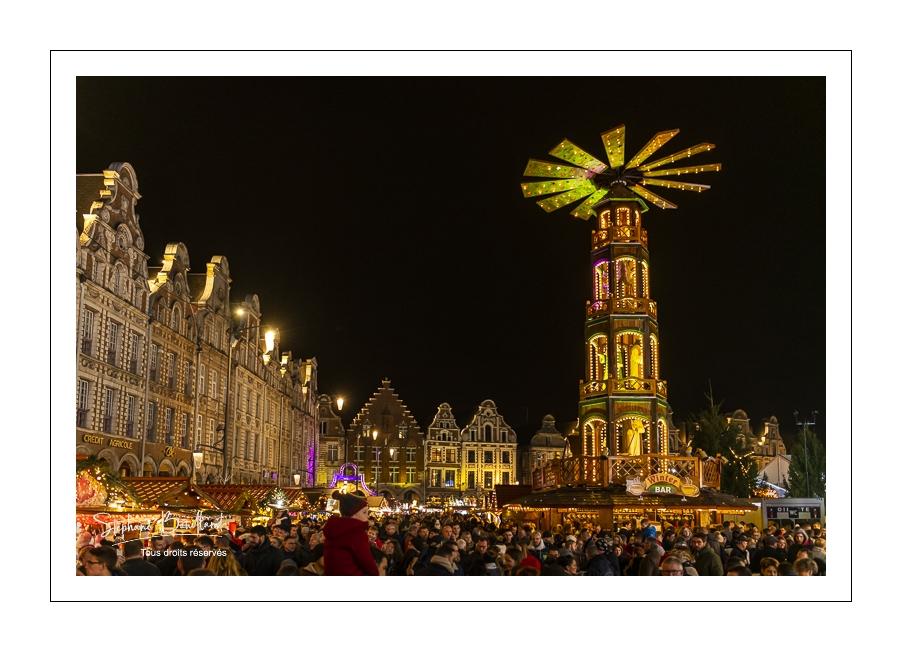 Arras et son Marché de Noël