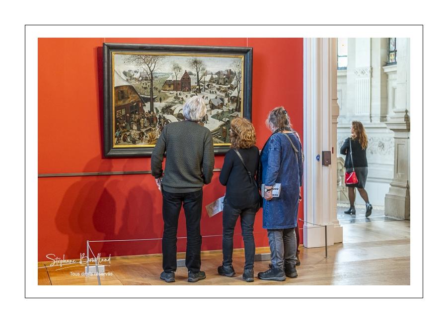 Le Palais des Beaux Arts à Lille