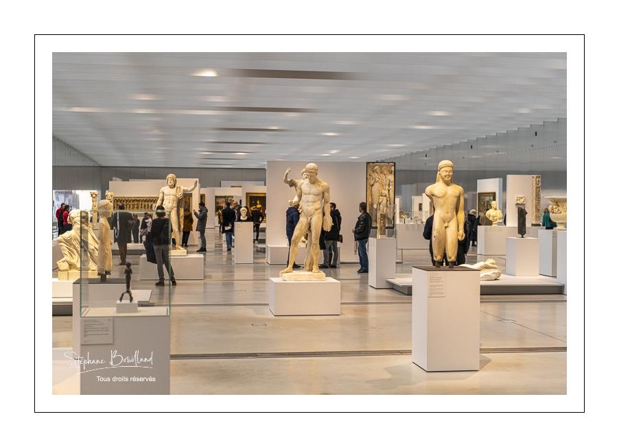 Visite au Musée du Louvre-Lens