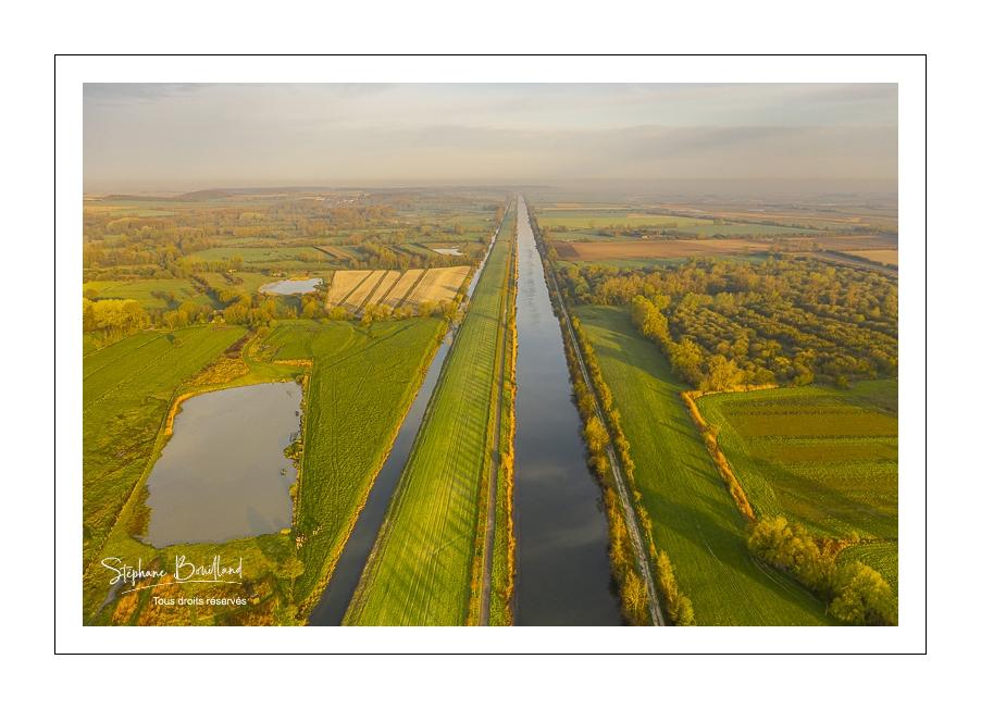 Les marais de la basse vallée de la Somme