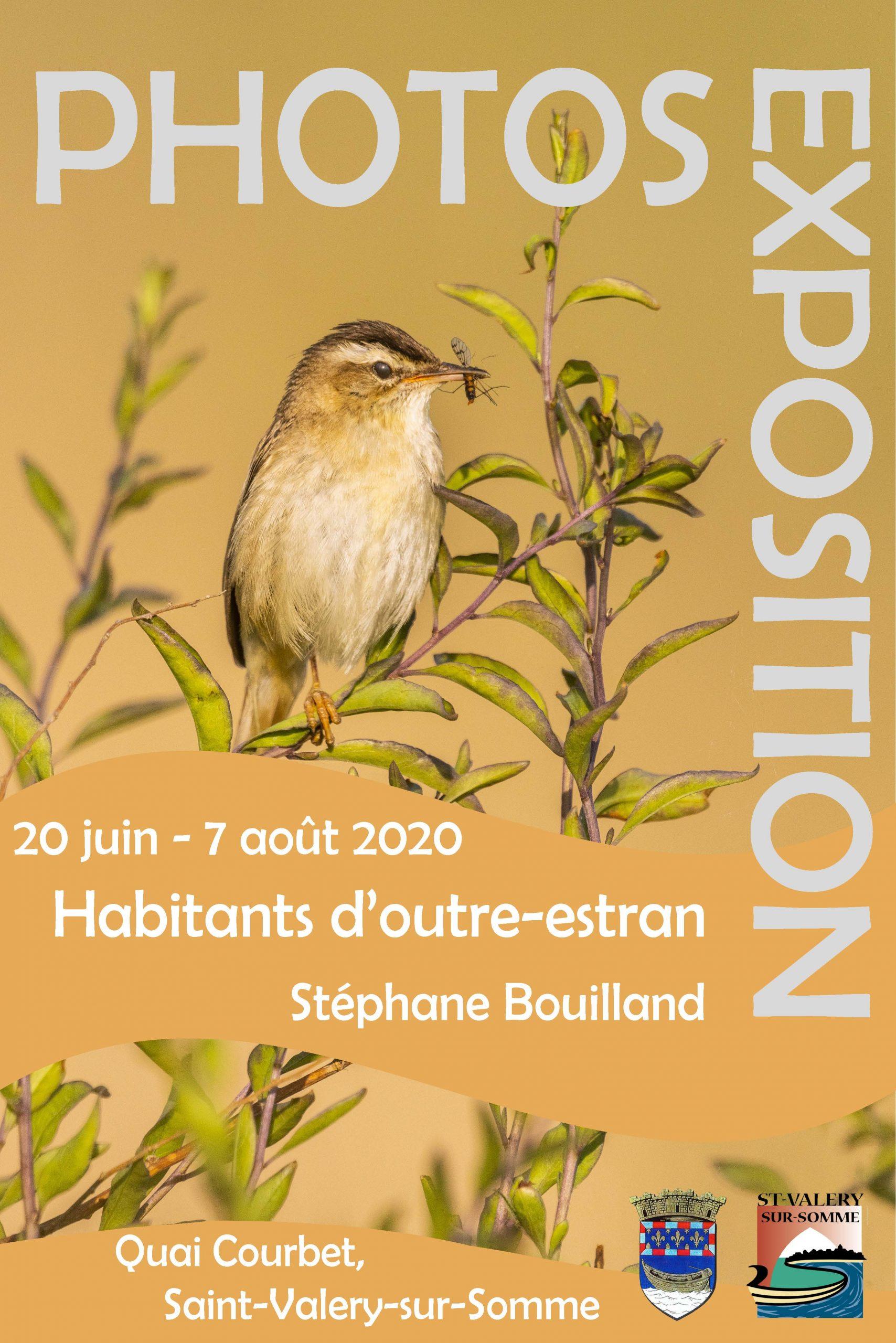 Expo-Photos sur les quais de Saint-Valery