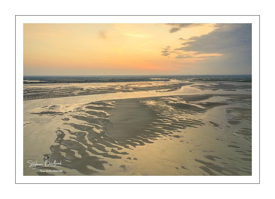La baie de Somme à découvert